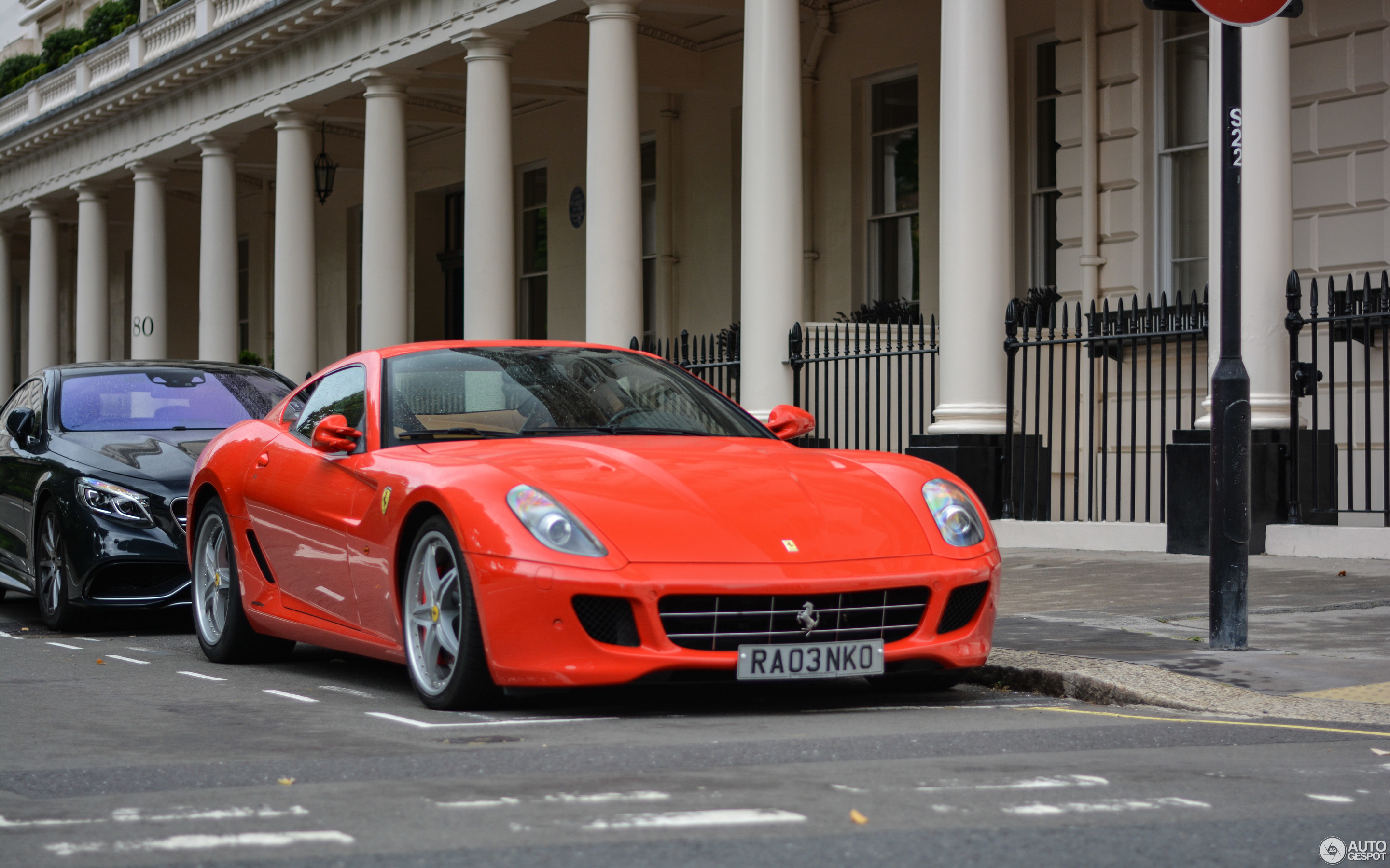 previously sale gtb gto for fiskens cars htm fiorano ferrari a sold