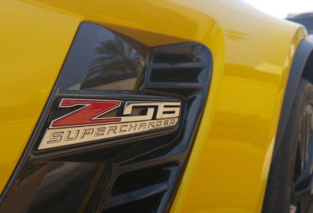 Chevrolet Corvette C7 Z06 R Edition