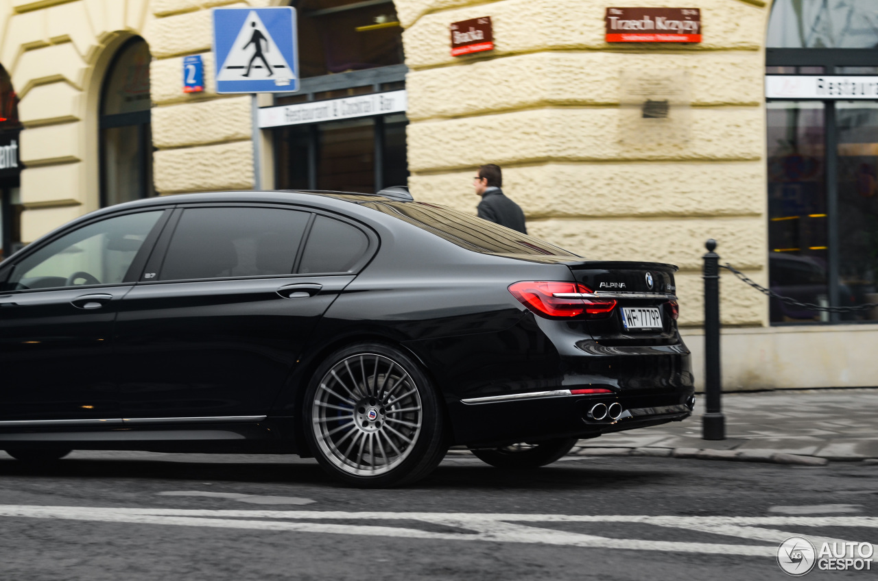 Alpina B7 Biturbo 2017 - 20 February 2018 - Autogespot