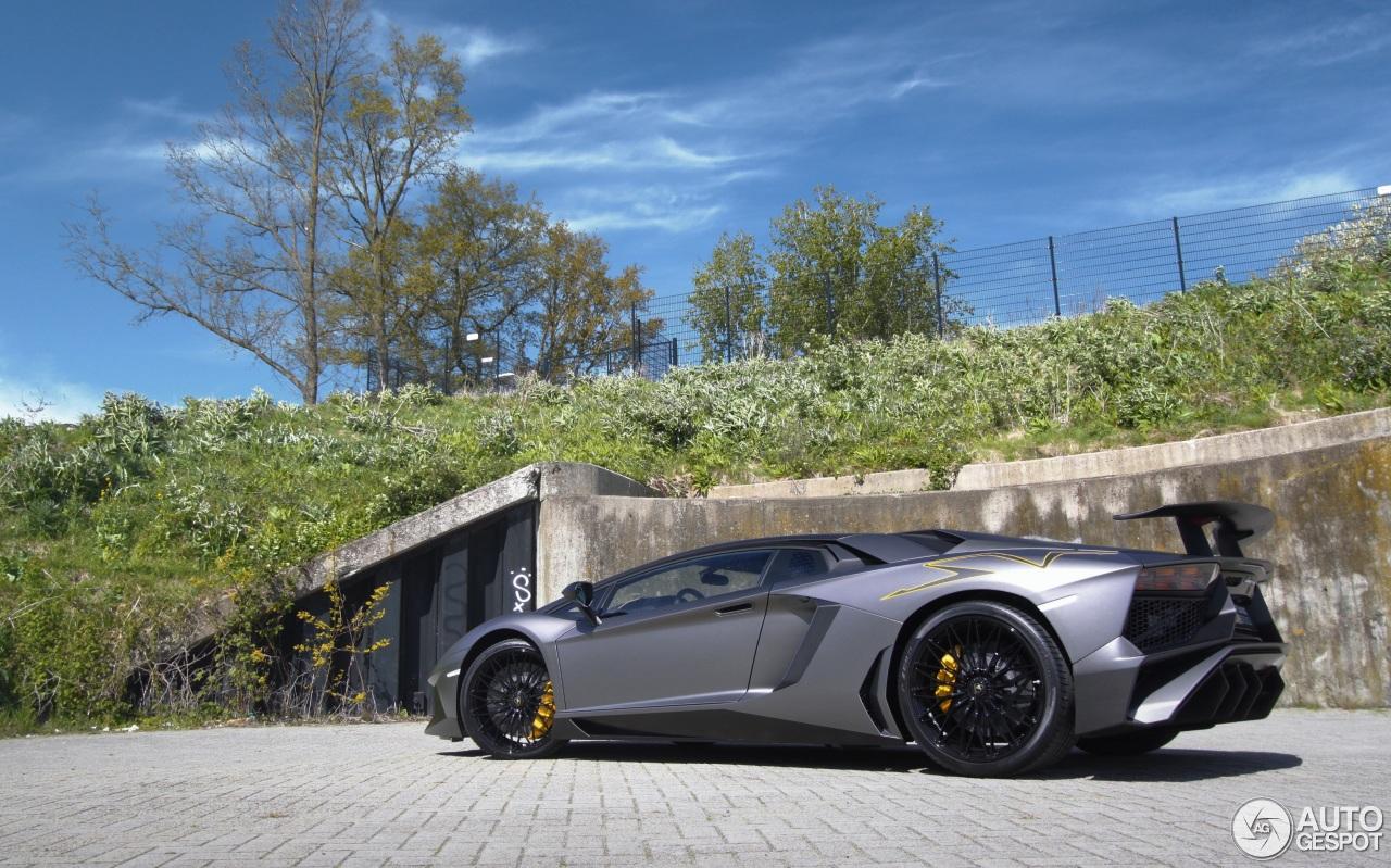 Lamborghini Aventador LP750-4 SuperVeloce 7