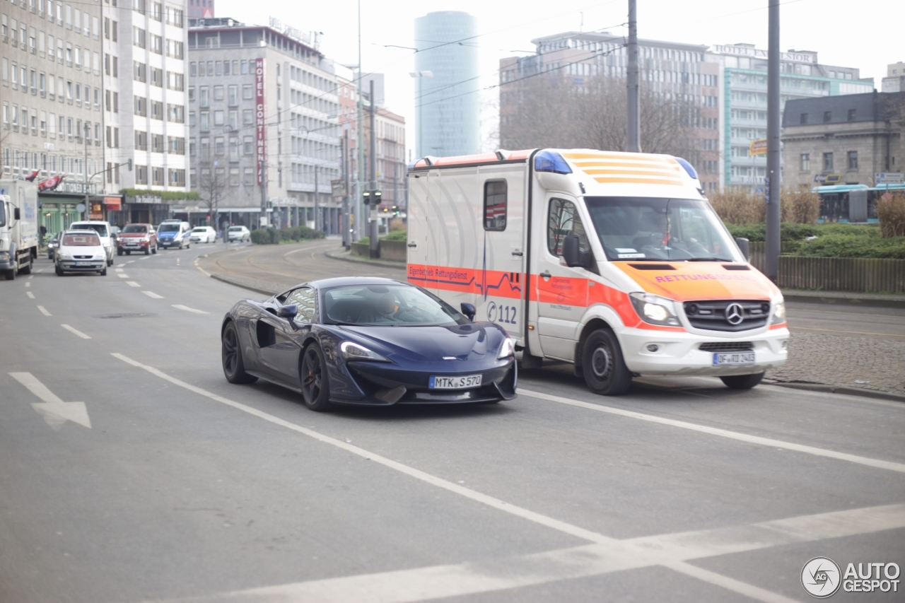 McLaren 570S 2