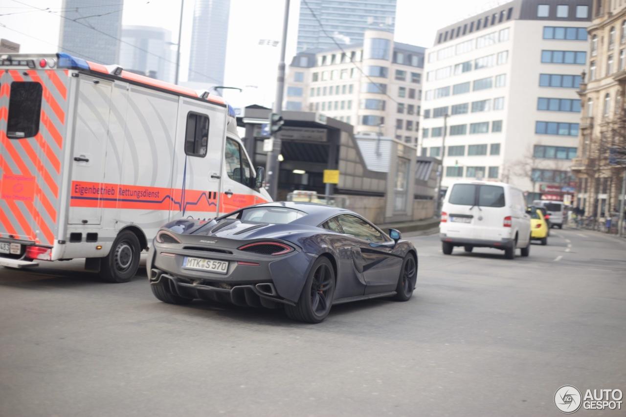 McLaren 570S 5
