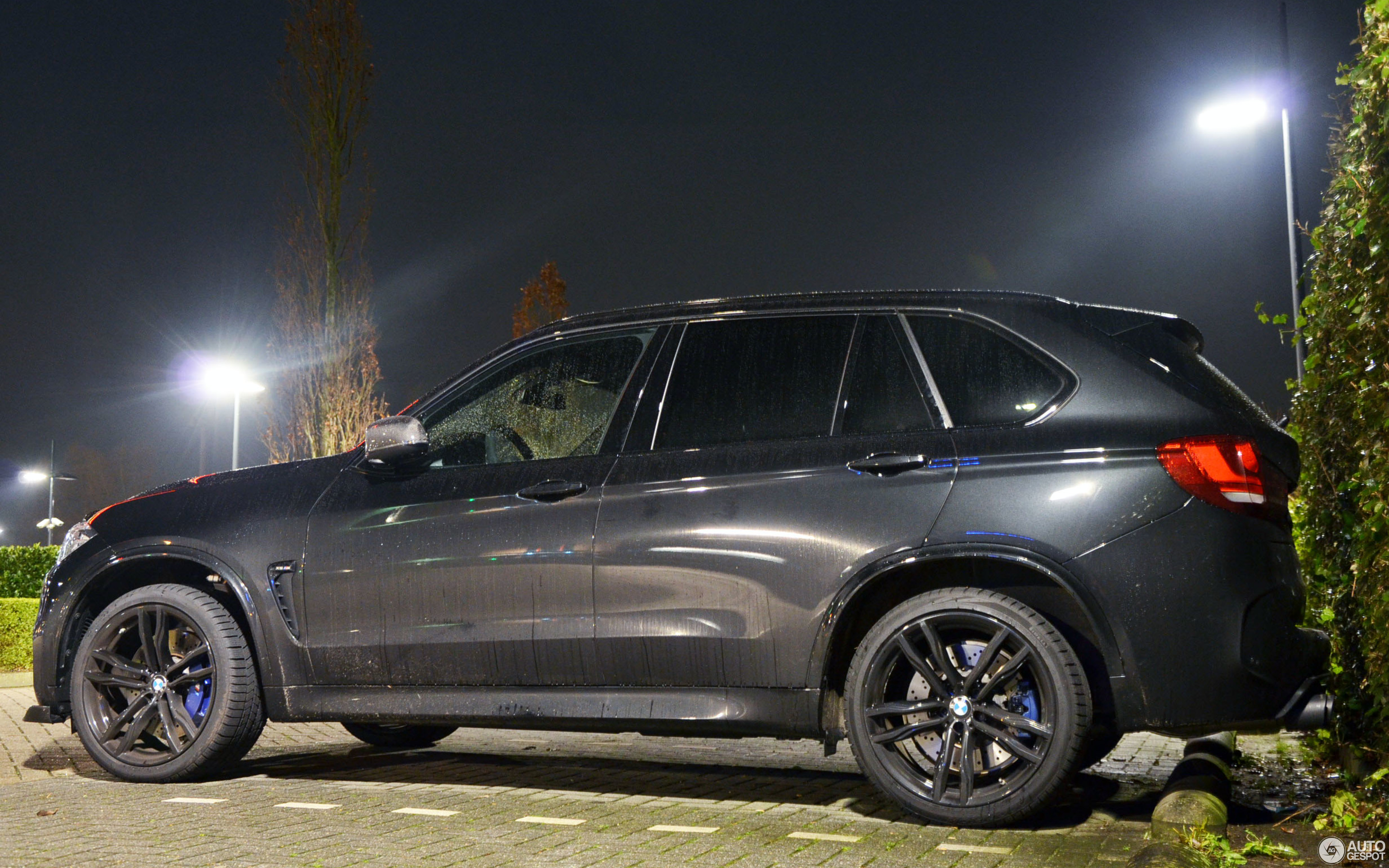 Bmw X5 M F85 Edition Black Fire 20 February 2018