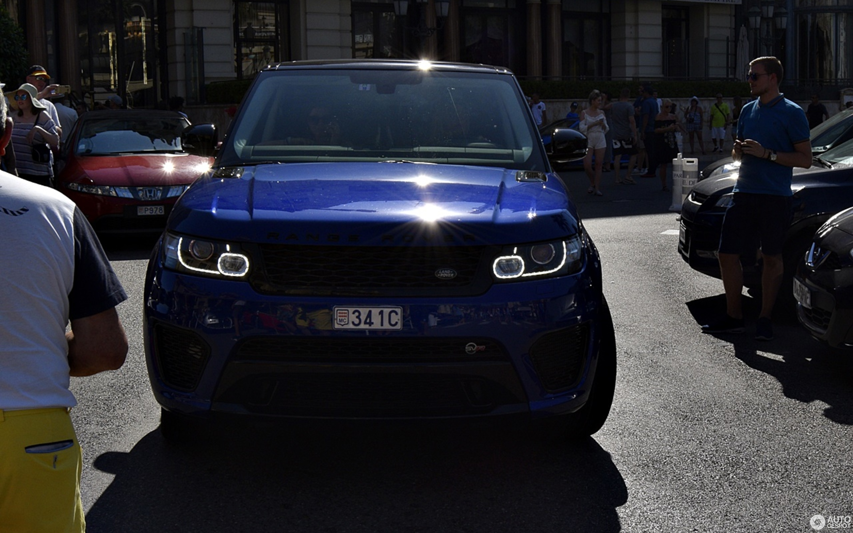 land rover range rover sport svr 20 february 2018 autogespot