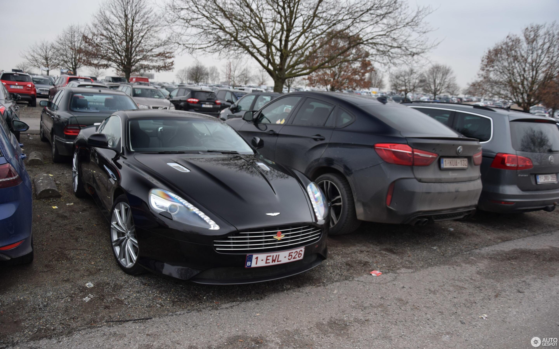 Aston Martin Virage February Autogespot - 2018 aston martin virage
