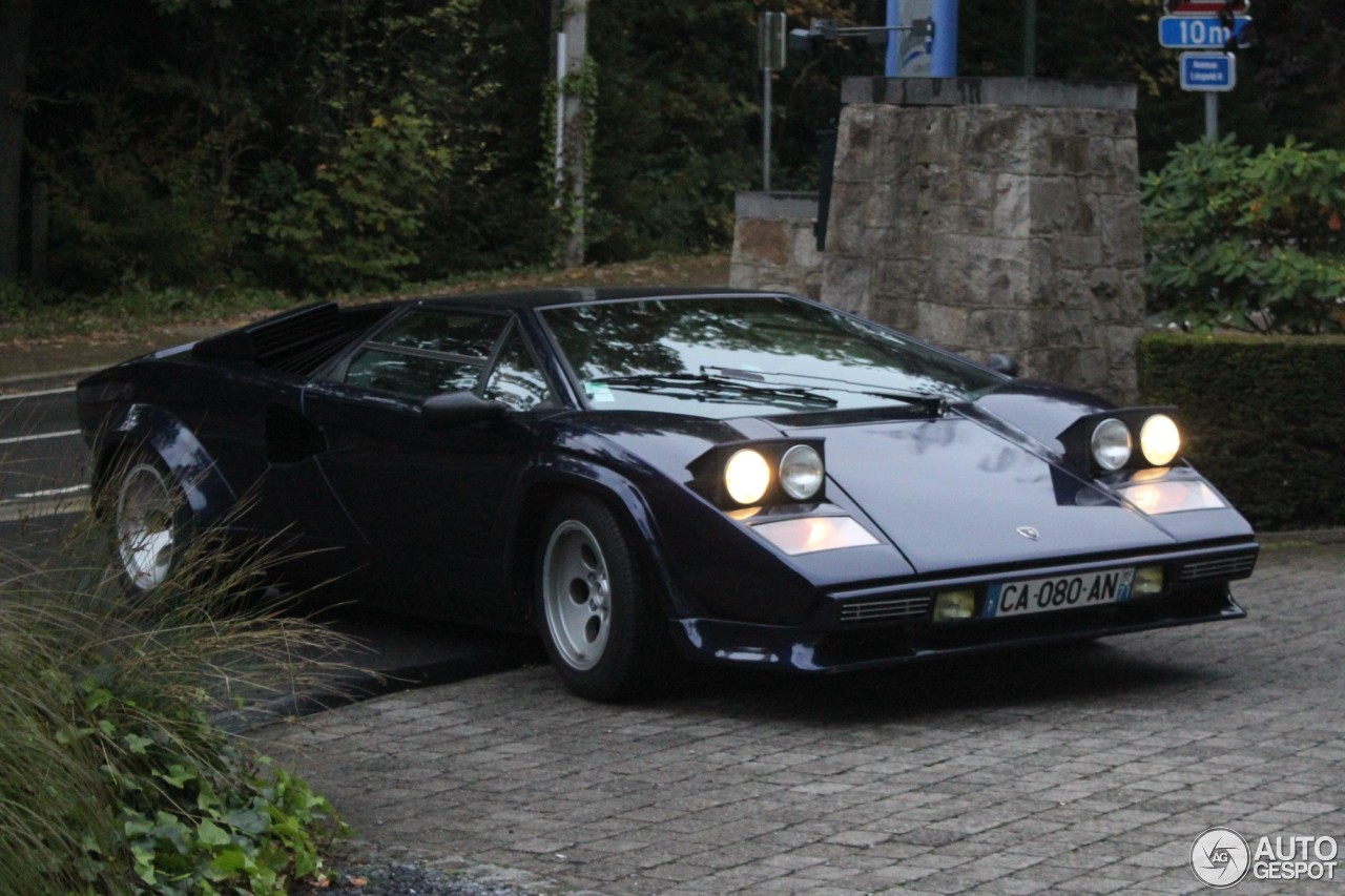 Lamborghini Countach Lp5000 S 22 February 2018 Autogespot