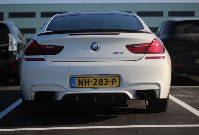 BMW M6 F13 Competition Edition 2015