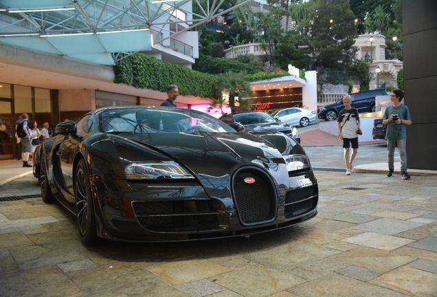 Bugatti Veyron 16.4 Super Sport Edition Merveilleux