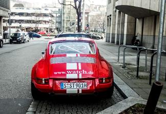 Porsche Porsche 911 Porch JRH Caferacer
