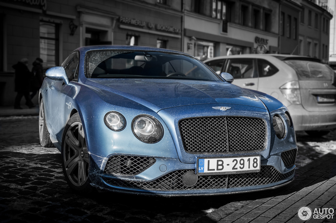 bentley continental gt v8 s 2016 23 february 2018 autogespot. Black Bedroom Furniture Sets. Home Design Ideas