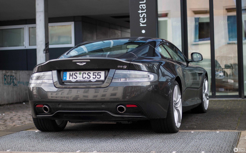 Aston Martin Db9 2013 23 February 2018 Autogespot