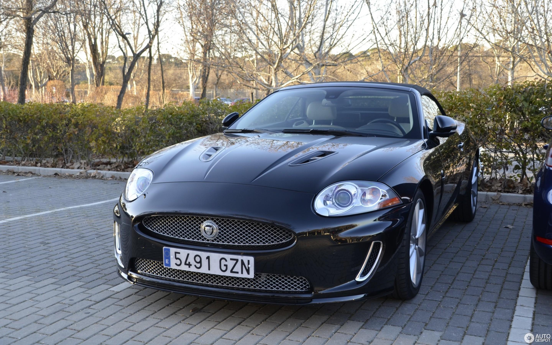 Jaguar XKR Convertible 2009 - 23 February 2018 - Autogespot