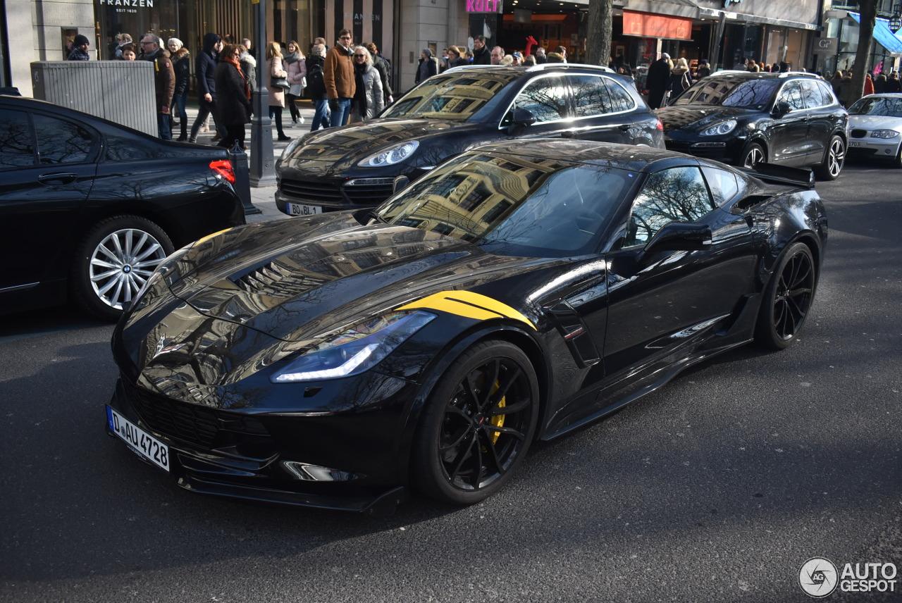 chevrolet corvette c7 grand sport 24 february 2018 autogespot. Black Bedroom Furniture Sets. Home Design Ideas