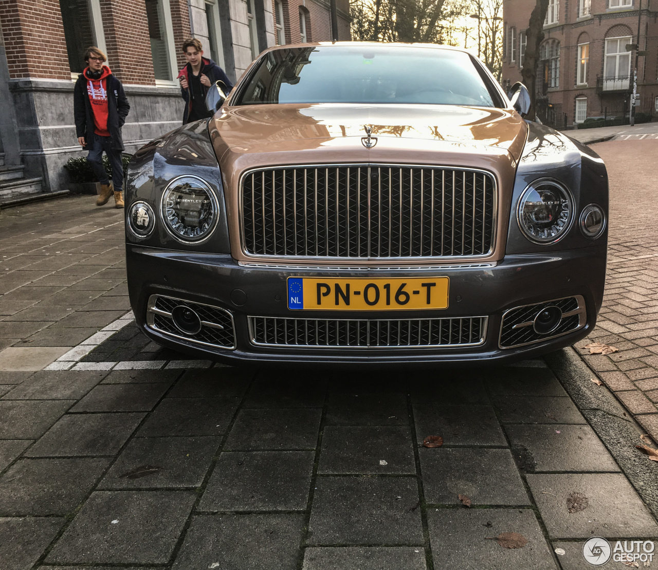Bentley Mulsanne Lemans: Bentley Mulsanne Speed 2016