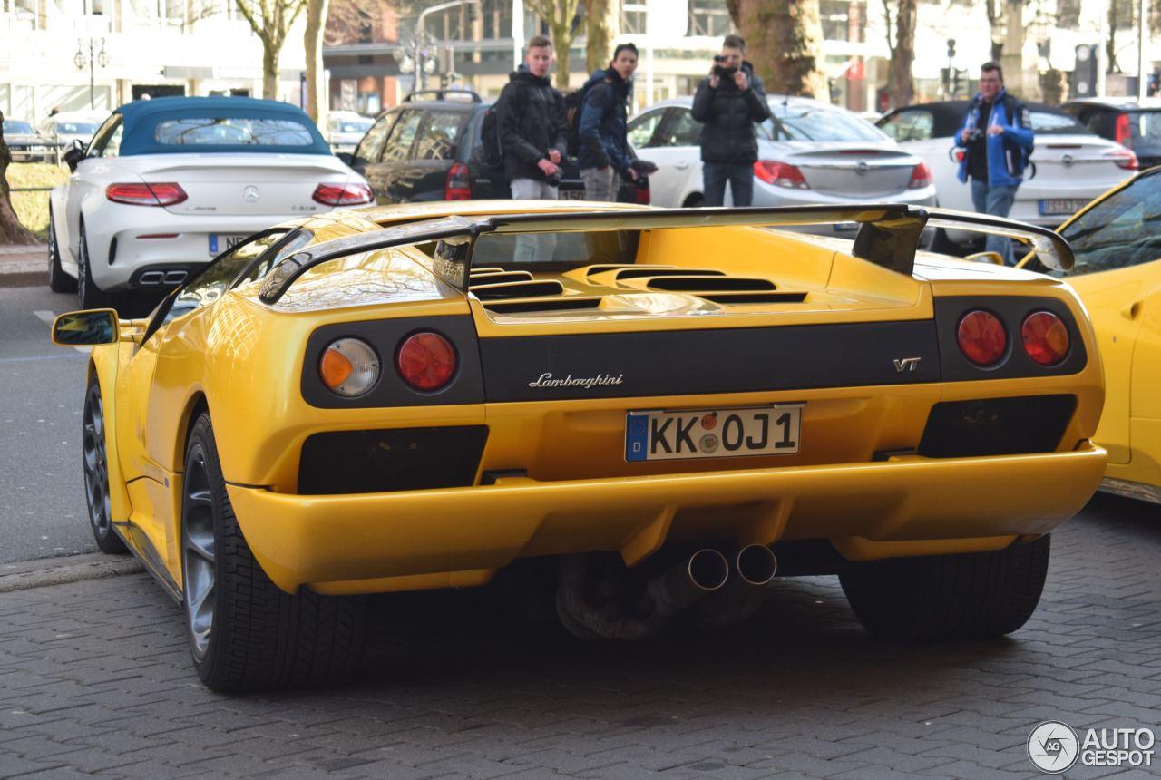 Lamborghini Diablo Vt 6 0 25 February 2018 Autogespot