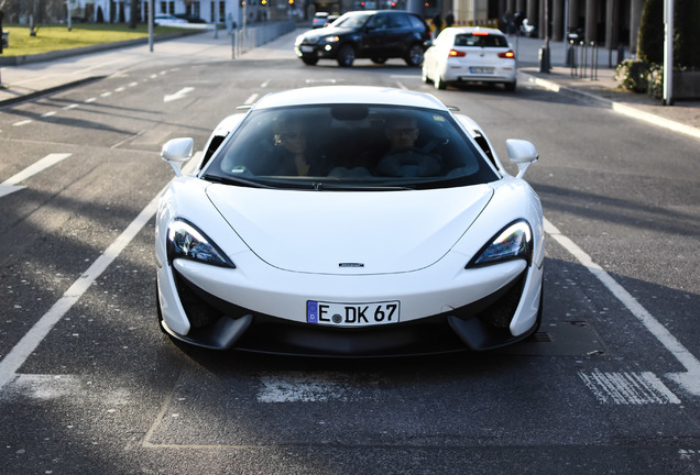 McLaren 540C Novitec