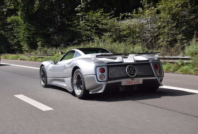 pagani zonda c12 s 20 september 2015 autogespot. Black Bedroom Furniture Sets. Home Design Ideas