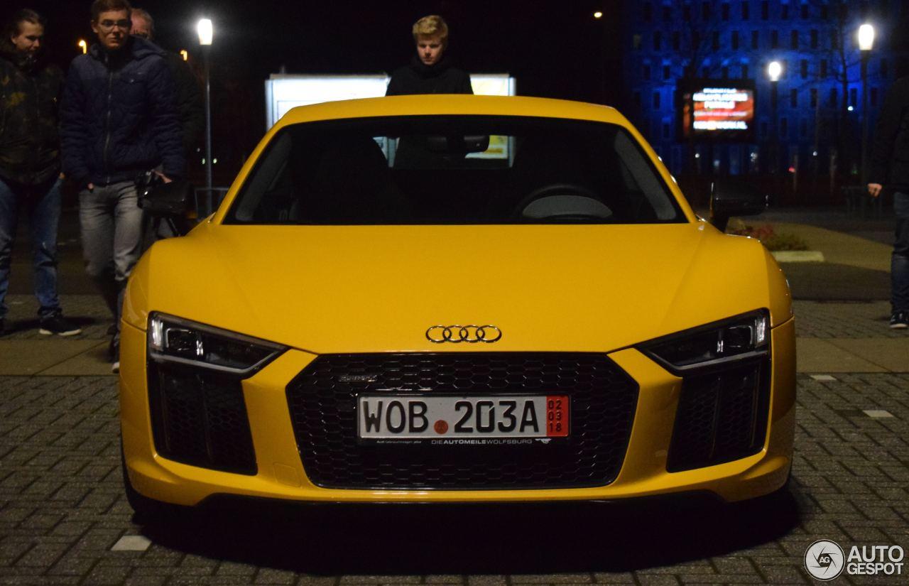 Audi R8 V10 Plus 2015 26 2018 Autogespot