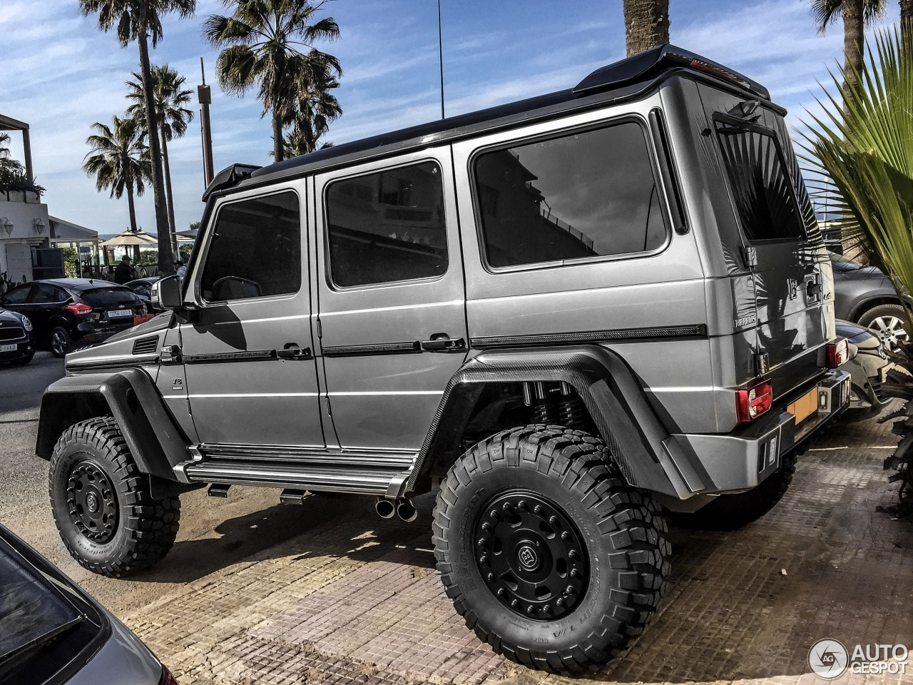 mercedes benz brabus g 500 4x4 b40 500 26 fvrier 2018 autogespot. Black Bedroom Furniture Sets. Home Design Ideas