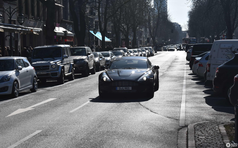 Aston Martin Rapide 26 February 2018 Autogespot
