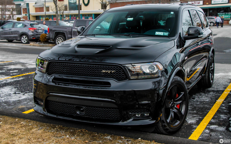 Dodge Durango SRT 2018 26 February 2018 Autogespot