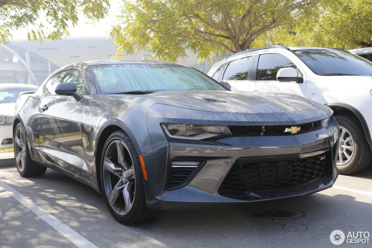 Chevrolet Camaro Ss 2016 27 February 2018 Autogespot