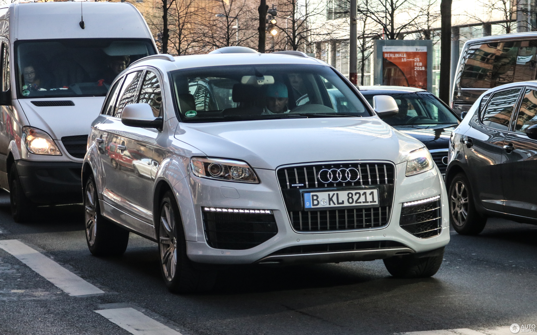 Audi Q V TDI February Autogespot - Audi q7 v12