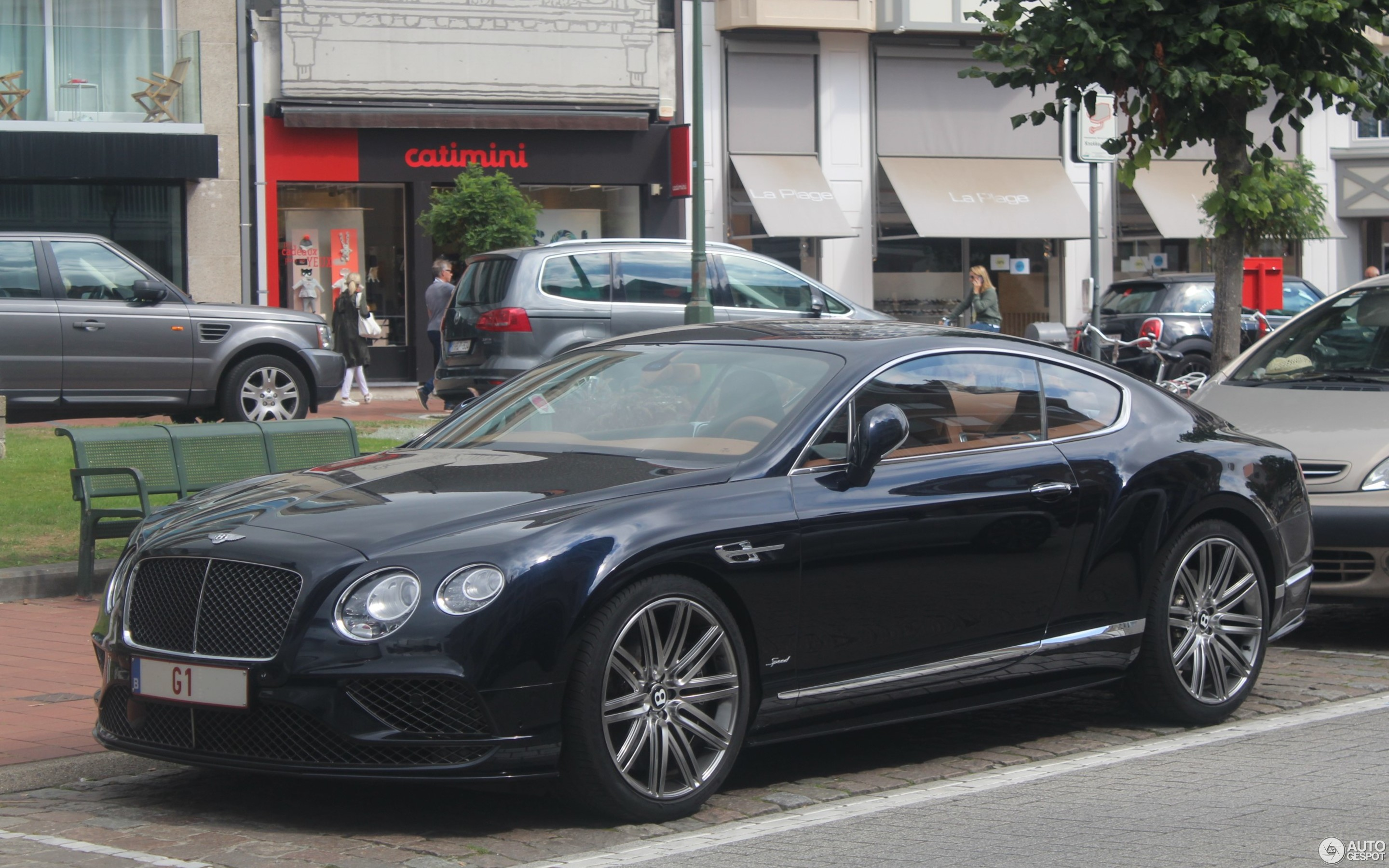 Bentley Continental GT Speed 2016  27 February 2018  Autogespot