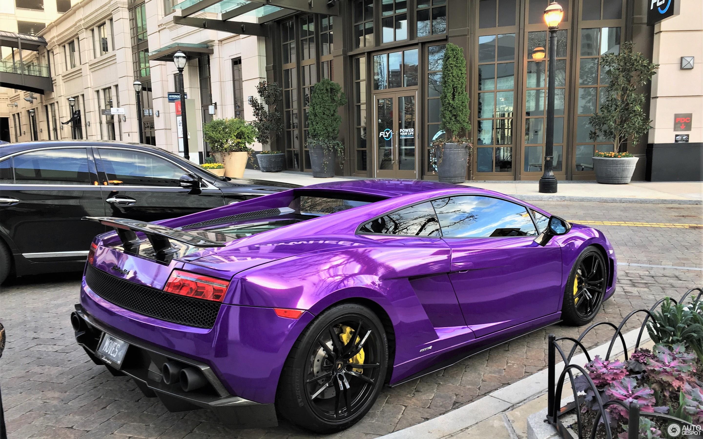 Lamborghini Gallardo LP570-4 Superleggera - 27 February 2018 ... on purple lamborghini spyder, purple lamborghini car, purple lamborghini murcielago, purple lamborghini sv, purple lamborghini gallardo, purple lamborghini diablo, purple lamborghini roadster, purple lamborghini reventon, purple lamborghini aventador,