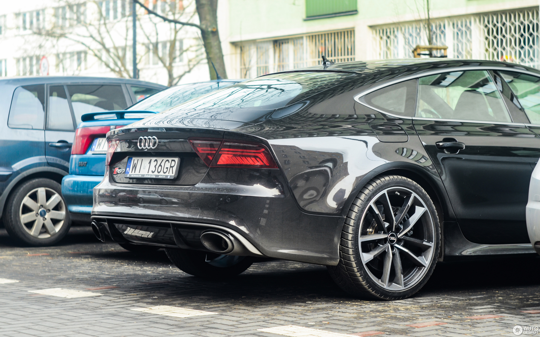 Audi Rs7 Sportback 2015 Performance 28 2018