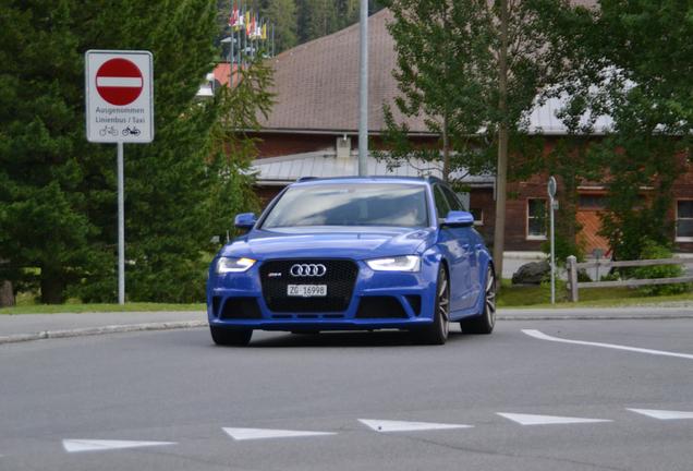 Audi RS4 Avant B8 Nogaro Selection