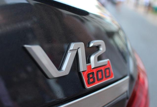 Mercedes-Benz Brabus 800 Rocket