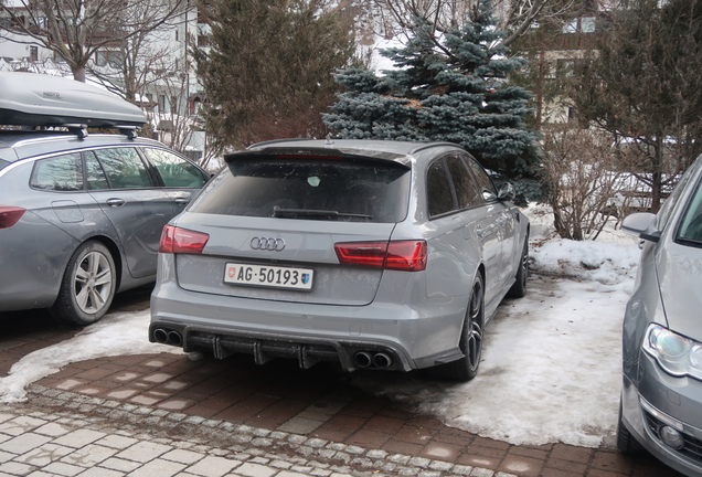 Audi ABT RS6 Avant C7 2015 1 of 12