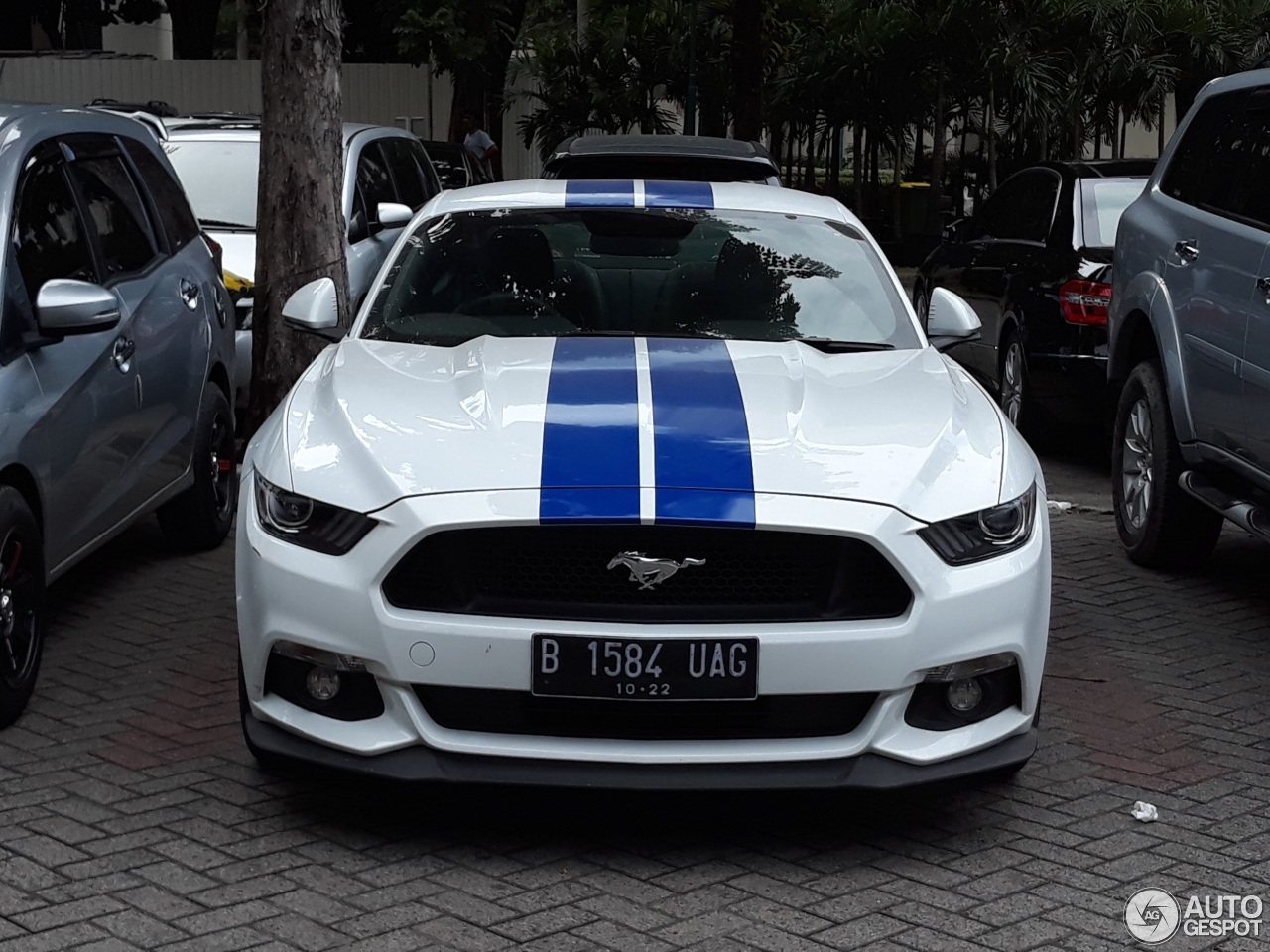 Used Ford Mustang Jakarta