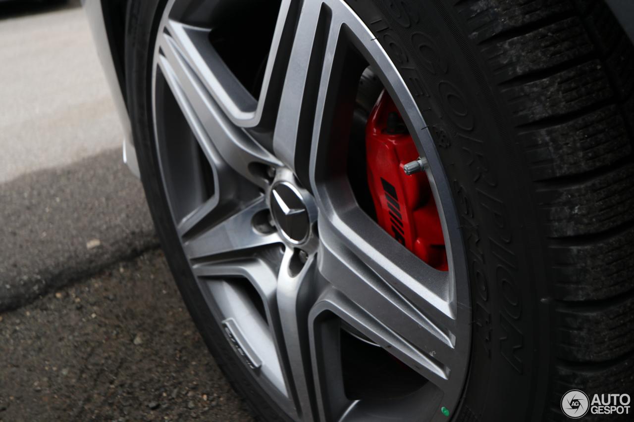 Mercedes Benz Ml 63 Amg W166 4 Mars 2018 Autogespot