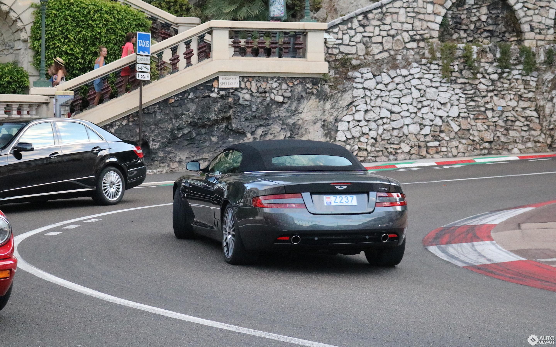 Aston Martin DB Volante March Autogespot - 2018 aston martin db9 coupe