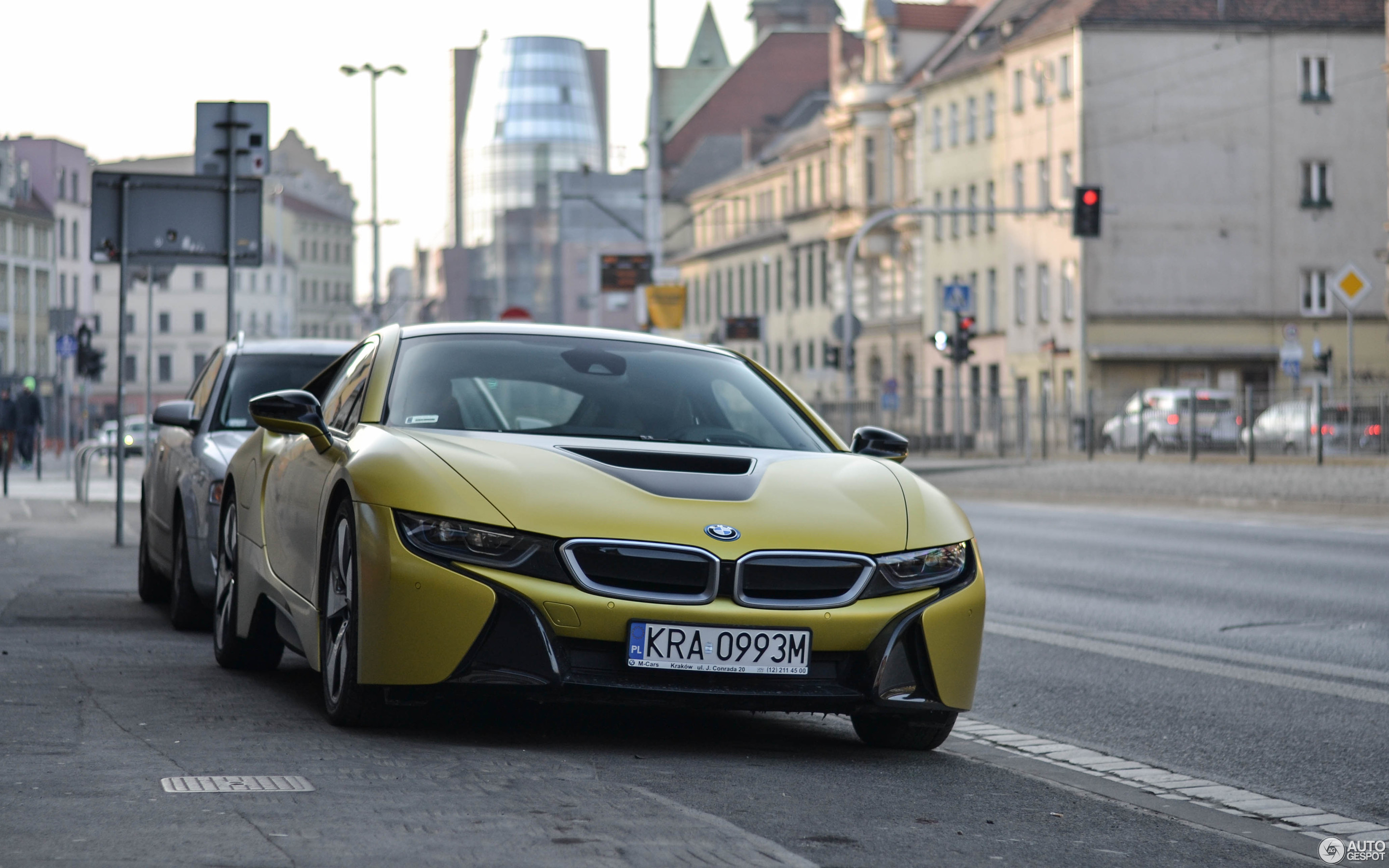 bmw i8 protonic frozen yellow edition 4 maart 2018 autogespot. Black Bedroom Furniture Sets. Home Design Ideas