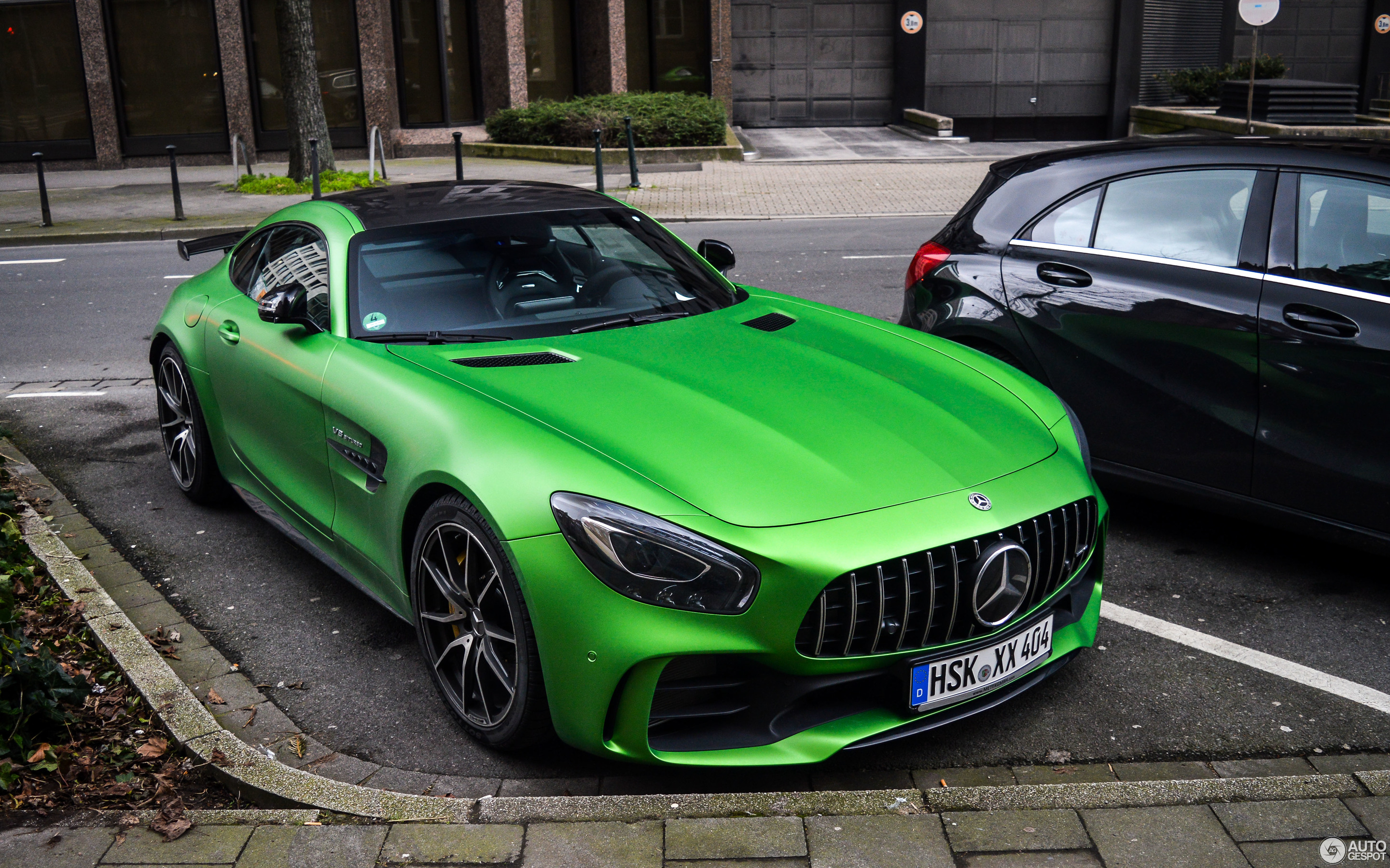 mercedes amg gt r c190 4 maart 2018 autogespot. Black Bedroom Furniture Sets. Home Design Ideas