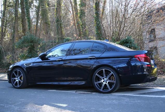 BMW M5 F10 Performance Edition 2014