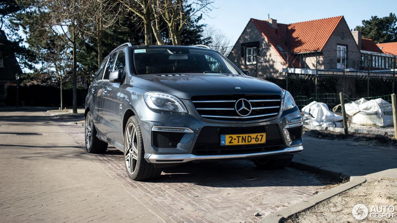 Mercedes Benz Ml 63 Amg W166 5 March 2018 Autogespot