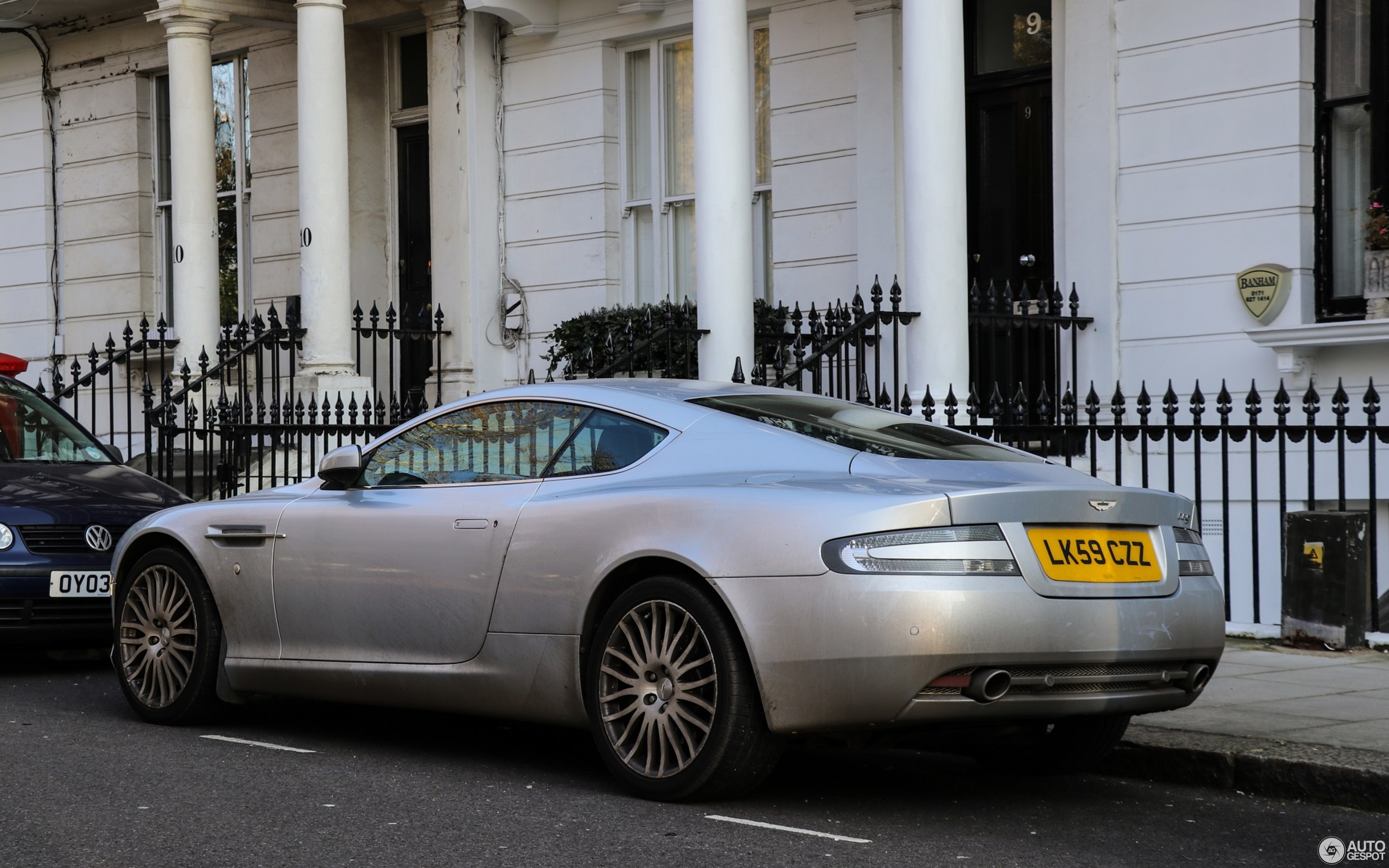 Aston Martin DB March Autogespot - 2018 aston martin db9