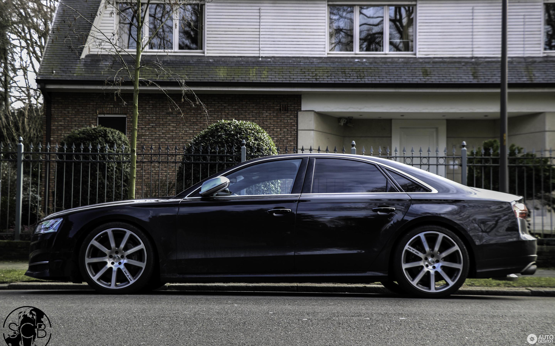 Audi Mtm S8 D4 2014 5 March 2018 Autogespot