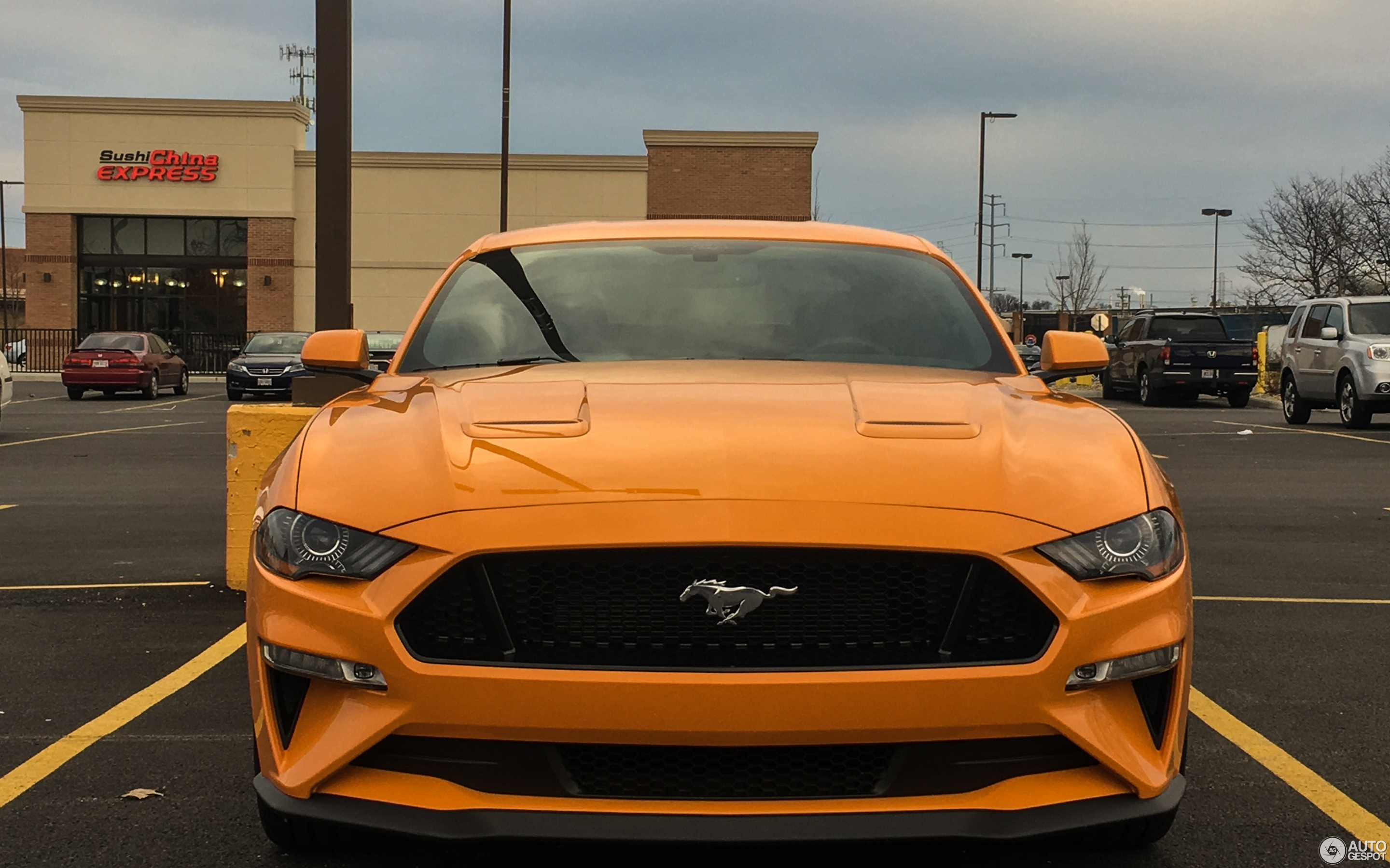 Ford mustang gt 2018 5 march 2018 autogespot for 2018 ford gt motor