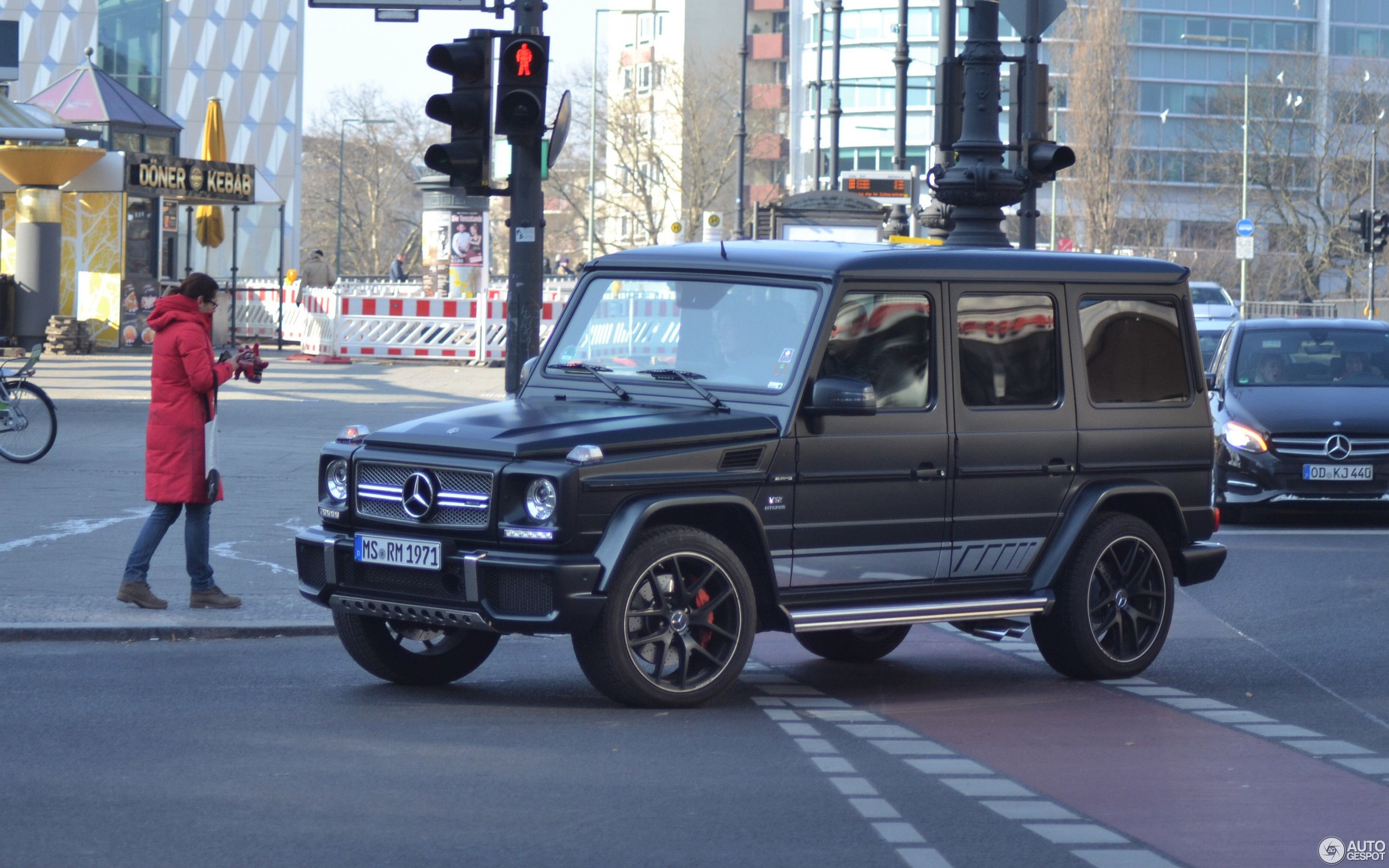 Mercedes AMG G 65 2016 Exclusive Edition 5 M rz 2018 Autogespot