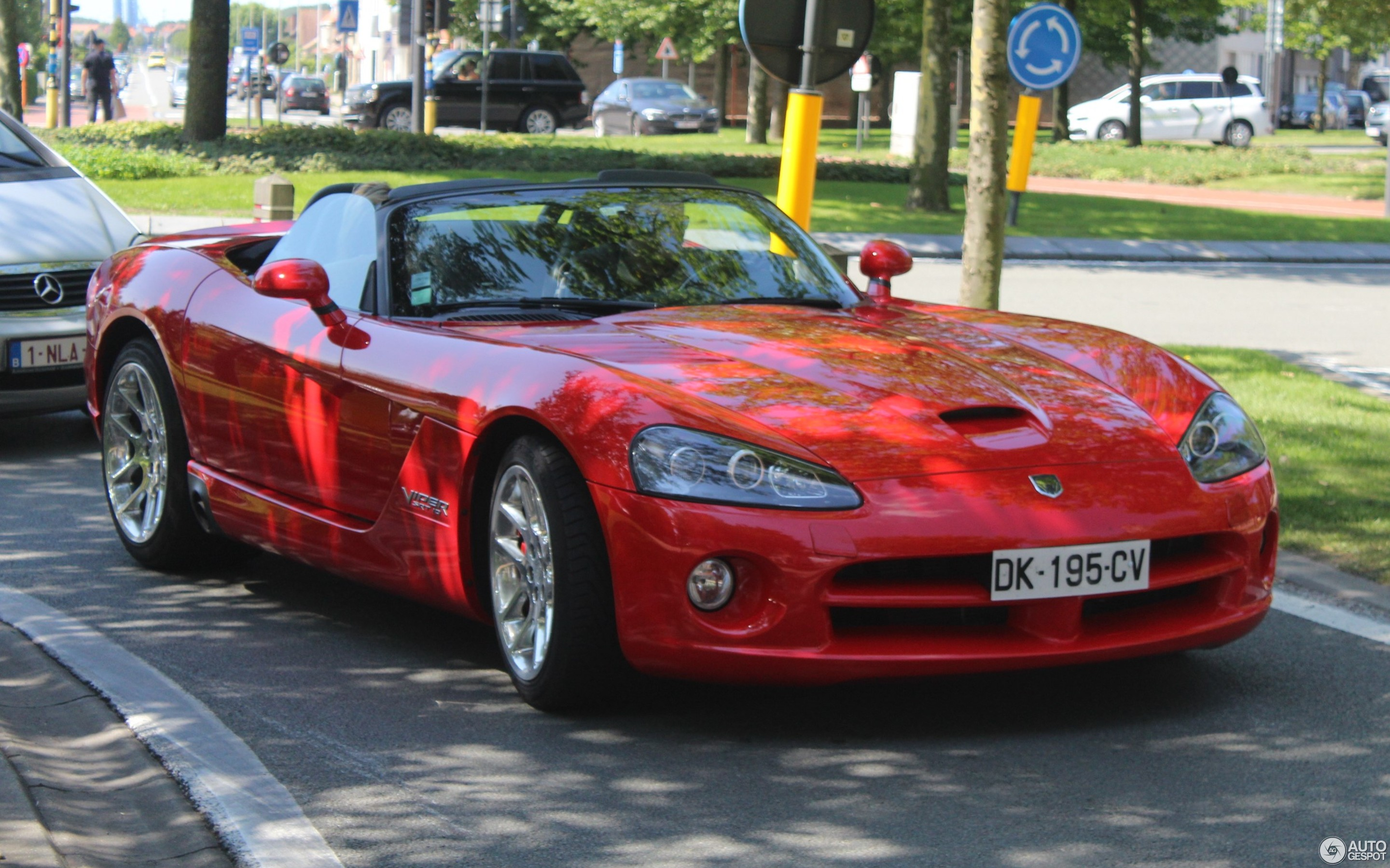 Dodge Viper Srt 10 Roadster 2003 6 March 2018 Autogespot