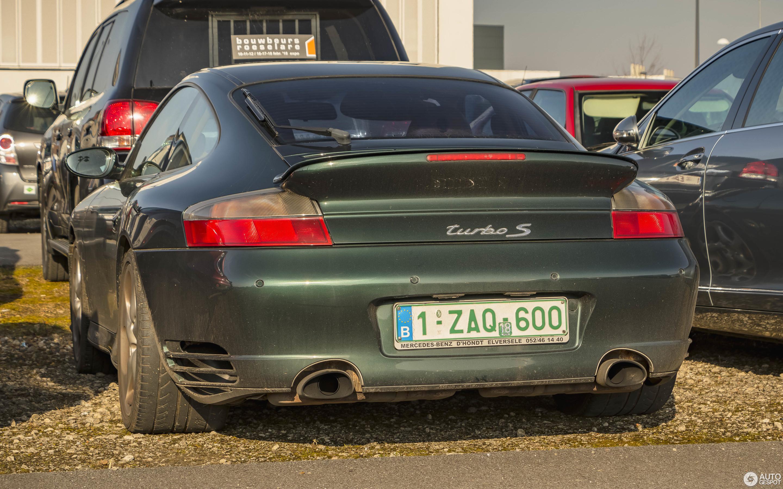 Porsche 996 Turbo >> Porsche 996 Turbo S 6 March 2018 Autogespot
