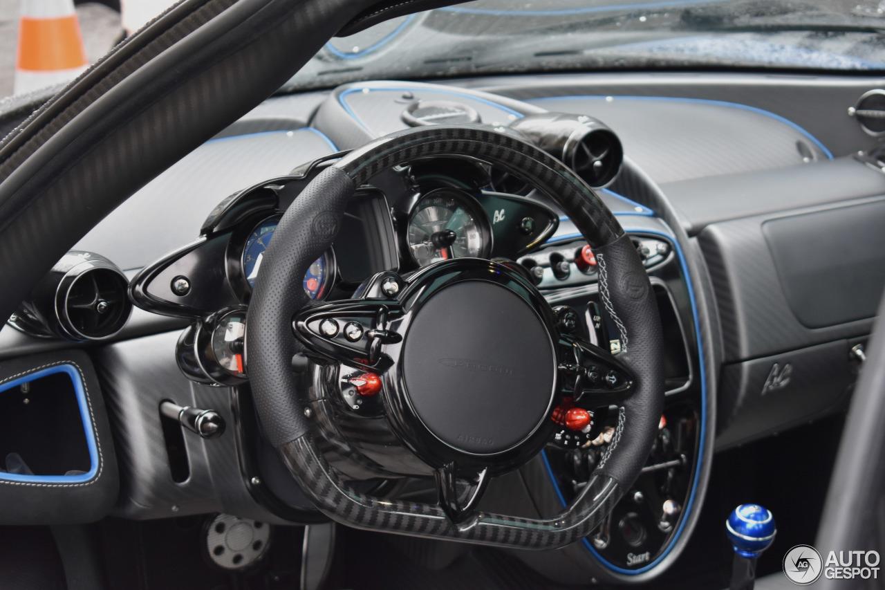Pagani Huayra Bc Macchina Volante 6 2018 Autogespot