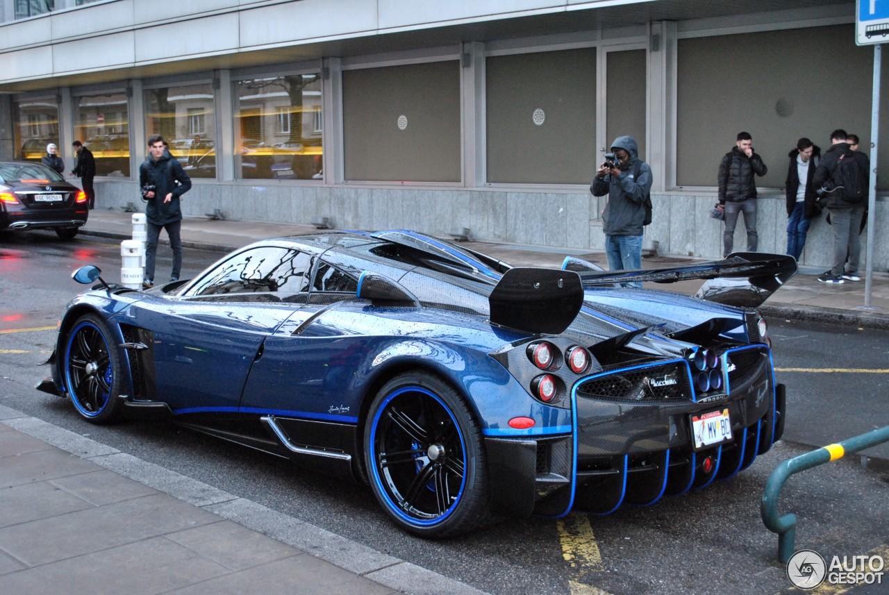 Pagani Huayra Bc Macchina Volante 6 March 2018 Autogespot