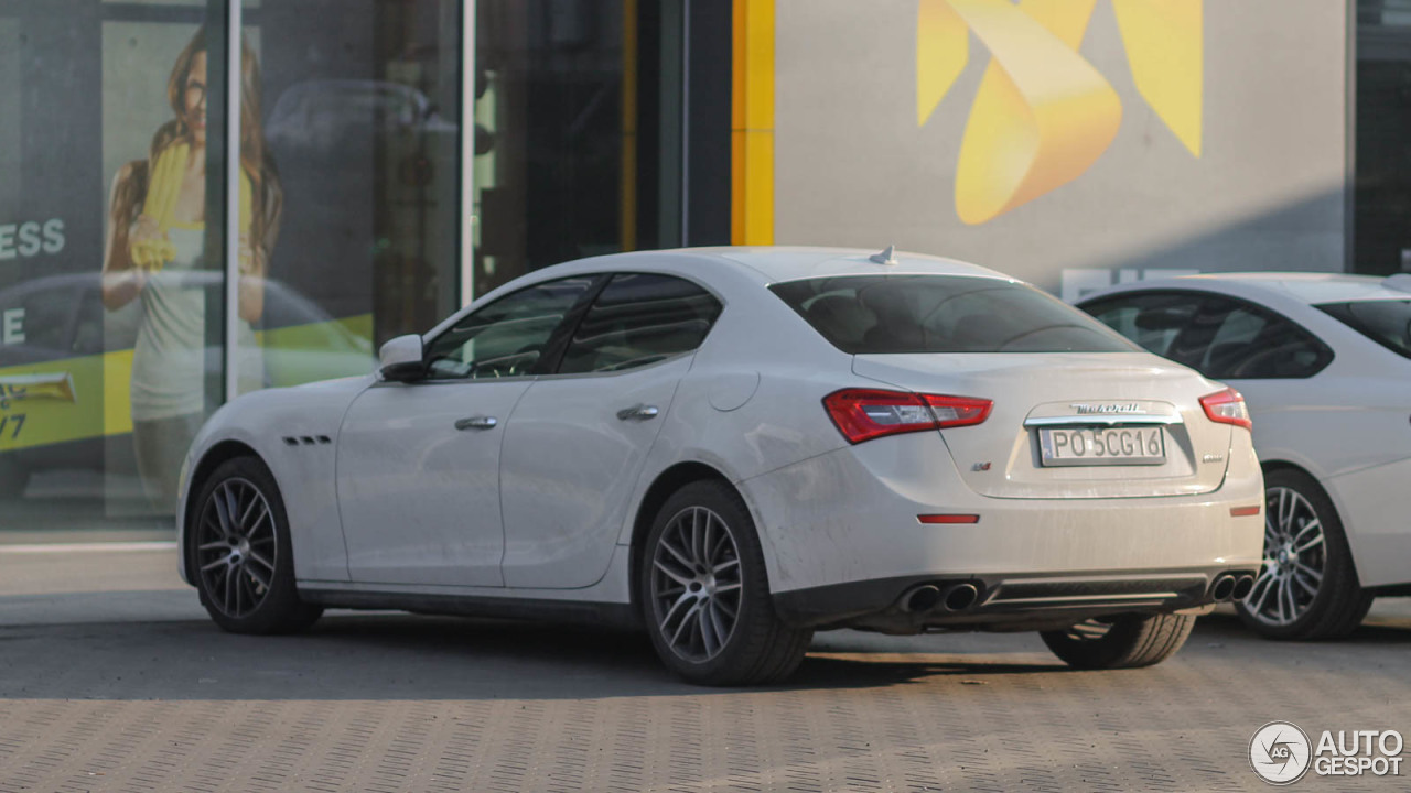 Maserati Ghibli S Q4 2013 - 7 March 2018 - Autogespot