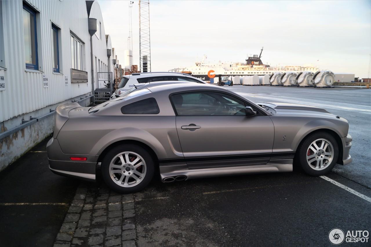 Ford Mustang Eleanor KS